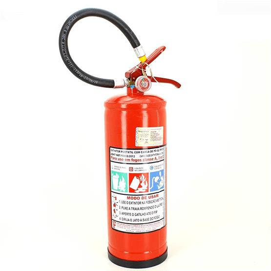 extintor abc 6 kgs