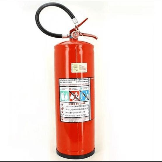 extintor de agua 10 lts